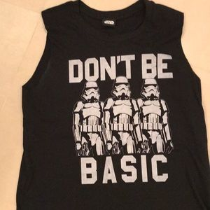 Star Wars Muscle Tank